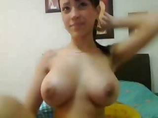 Asian girl with Big Boobs Solo-by PACKMANS