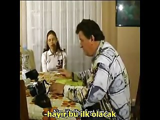 turkish sub first anal cry casting-turkce altyazili ilk anal