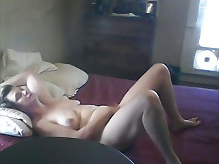 Horny Teen Girl gets Old Cock in Bed