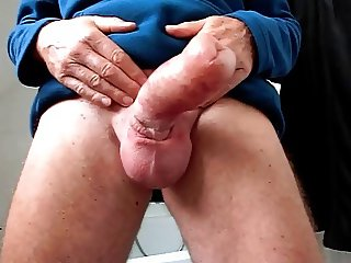 Over pumped cock
