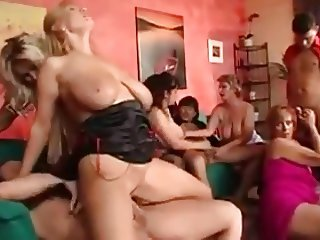 German matures orgy