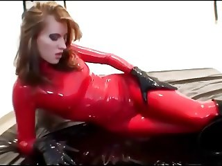 Wrapped in Rubber - Missy 11