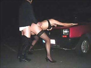 Outdoor Adventures of a real whore wife! Picture SHOW
