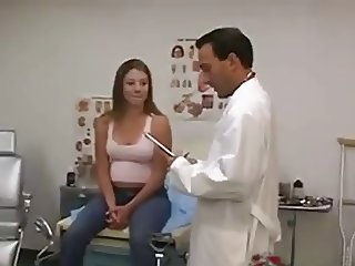 Pregnant Wife at Doctors-by PACKMANS