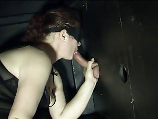 bitch likes gloryhole 5