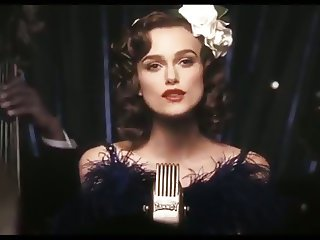 Keira Knightly jerk off challenge