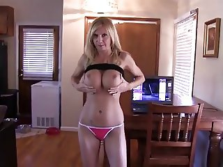 Hot Blonde MILF Cougar Gets it and Gives It (Comp)