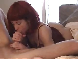 Amazing blow job and cum in mouth 1 WHAT'S HER NAME???