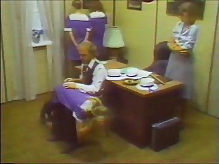 old spanking clips 12