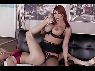 Ava Devine & Natasha Starr Office Fucking Interview