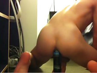 Super Cute Barely Legal Twink Fucks Himself