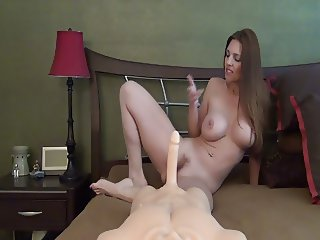 Mom Milf Loves your cock JOI POV