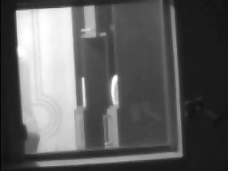 neighbor twink caught window spy before and after clubing