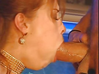 Group Sex For Beautiful Milf In Stockings
