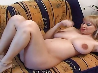 ROKO VIDEO-Blonde pregnant milf