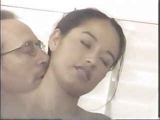 hot latina with old guy #2