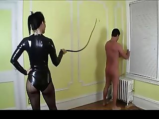 whipped for ripping pantyhose