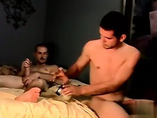 Twink video Check it out as they share some gonzo porn and s