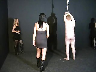 a lesson in whipping by 3cruel mistresses