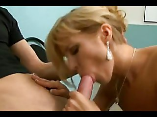Anal sex, Blonde, Nurse, other people's wives, Russian porn