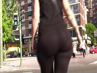 candid spanish PAWG from GLUTEUS DIVINUS