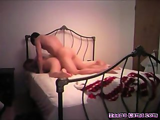 Teen Babe Likes It Rough