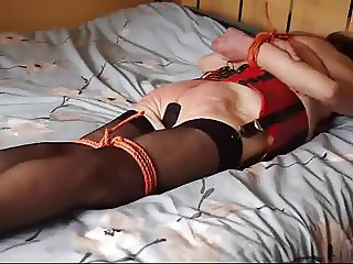 Amateur slave Extreme   Chained