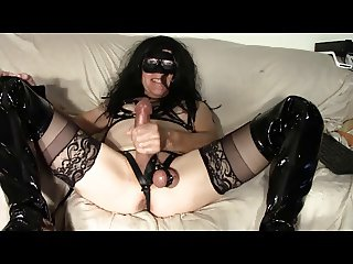 Mistress Pussyboy Cum Eating Clit Sucking 3