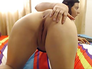 Colombian Anal Cam Girl 2