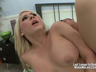 Big Tits Blonde Madison Ivy Ride On A Big Dic