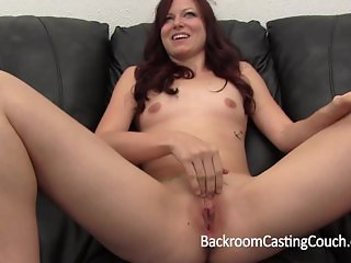 Cheating Amateur 1st Anal & Surprise Creampie