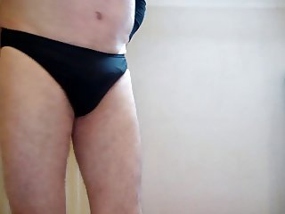 Spunk soaked panties to give away for free