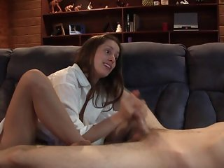 Lady Plays With Dick