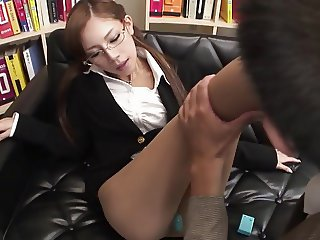 When the boss asks you to suck his dick then you suck his dick