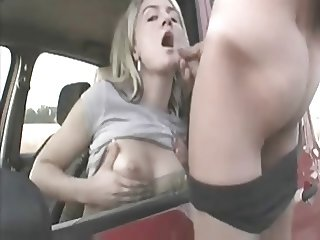 fuck me in the car