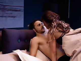 Aylin Tezel - topless in Coming In