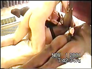 Compilation of a wife's black fucking