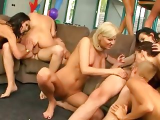 It's Orgy Time 73!