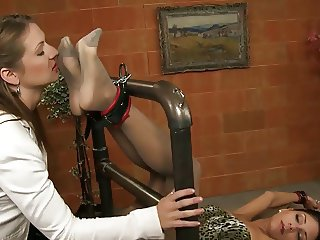 Nylon Slut Worshiper
