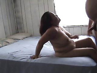 hmong bitch gets good pounding - different cam view