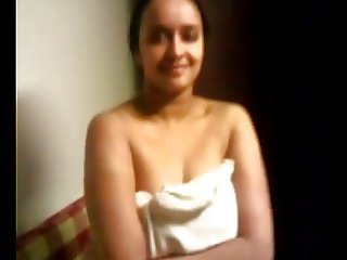 My Indian Wife Bhabhi Naked Flashing Her Goodies
