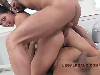 Top Heavy Czech Bitch Painful Anal