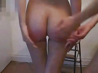 Spanking Duell