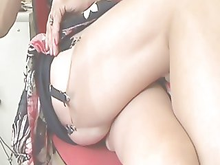 Stockings long Legs and Stockings Feet in cam!!!!
