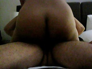 My sexy desi wife riding a thick 9 incher...
