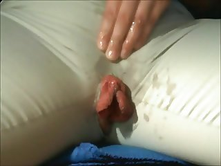 Playing with Big Cut Lips and Clit WF