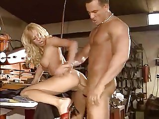 Claudia Clair and her Boss