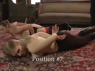 BDSM Advanced Position Training