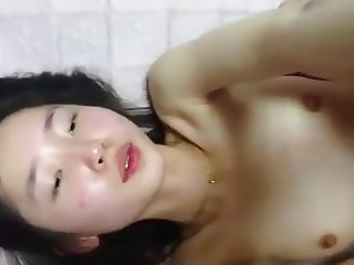 Korean couple sex