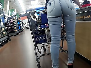 Sexy jeans and heels pt.3